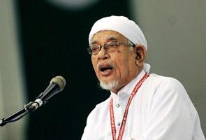 Haji Hadi makin pulih, keluar wad sehari dua lagi