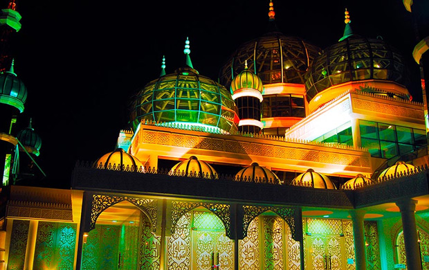 Malaysia's Holy Attractions