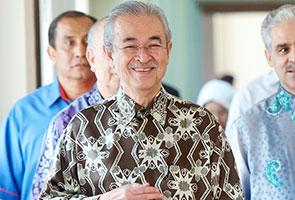 Akta Hasutan bukan alat kekal kuasa UMNO - Pak Lah