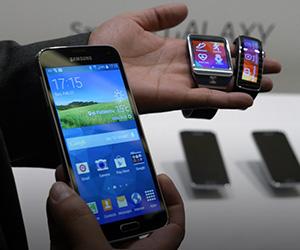 Pelancaran Galaxy S5 Samsung