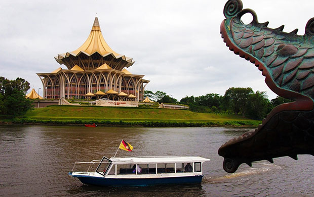 The Cat City, Sarawak