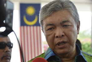 Police to open investigation paper on 1MDB - Zahid Hamidi