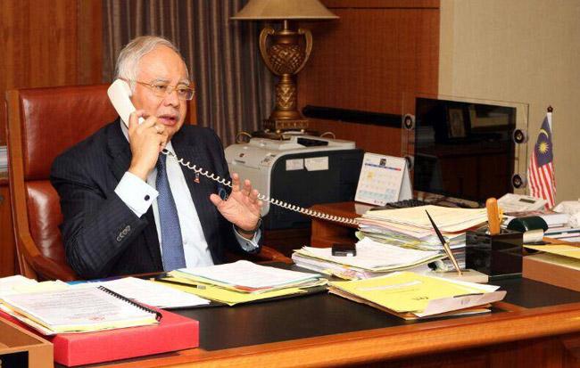 MH370: PM hubungi pemimpin tertinggi negara terlibat bagi bantu cari