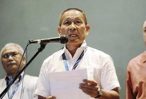 MH370: 'Jangan letak jawatan', kata rakyat Malaysia kepada Ahmad Jauhari