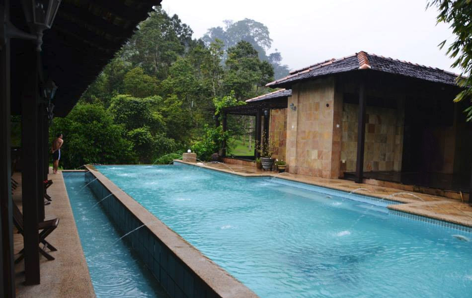 Rest and relax 8 weekend getaway retreats in malaysia - Homestay in kuala lumpur with swimming pool ...