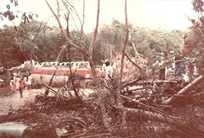 Major airline disasters in Malaysia