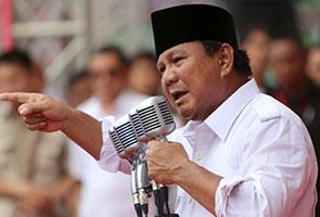 Prabowo-Hatta tarik diri, tolak Pemilihan Presiden 2014