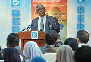 SPRM sedia siasat dakwaan salah laku Abdul Khalid