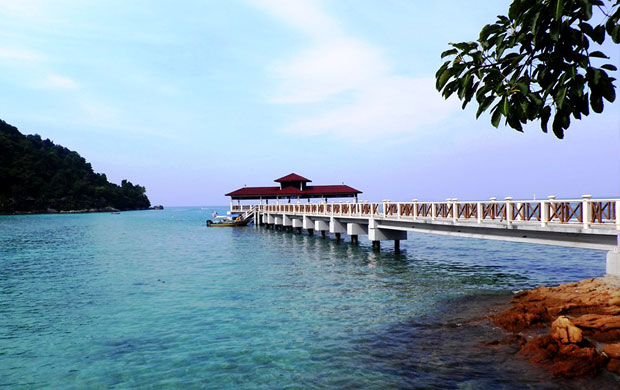 Pulau Perhentian: The stopping point