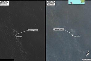 MH370: 'Penemuan dua objek oleh satelit Australia mungkin ada kebenarannya'
