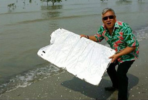 Chef Wan persenda penemuan objek yang dikatakan pesawat MH370