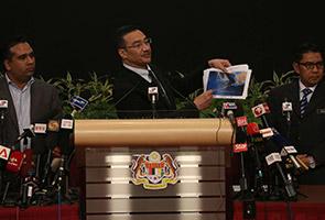 MH370: MRSA kesan 122 objek baru - Hishammuddin
