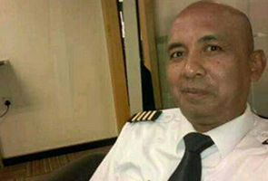 MH370: Cops visit residence of missing flight's captain