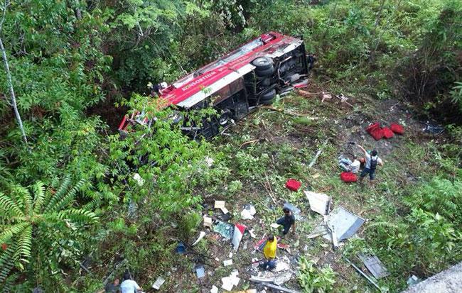 bas kemalangan