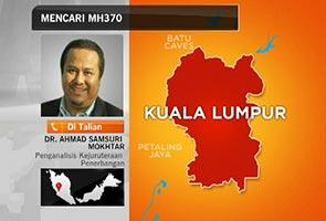 MH370: Objek sepanjang 24 meter mungkin sayap pesawat Boeing