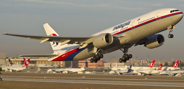 MH370 may have turned south 'earlier' than thought - File pic
