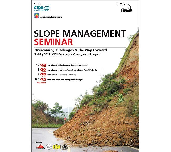 Slope seminar