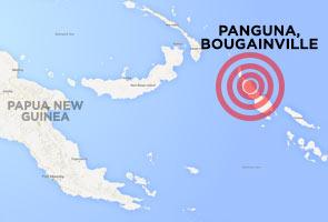 Gempa kuat berukuran 7.3 magnitud landa Papua New Guinea: USGS