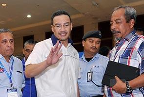 Gani Patail wakili Malaysia bincang hak menjaga kotak hitam