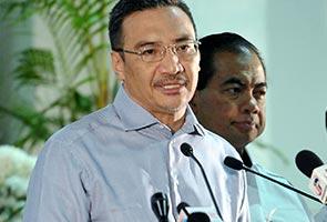 MH370: Lokasi pencarian baharu diumum seminggu dua lagi - Hishammuddin