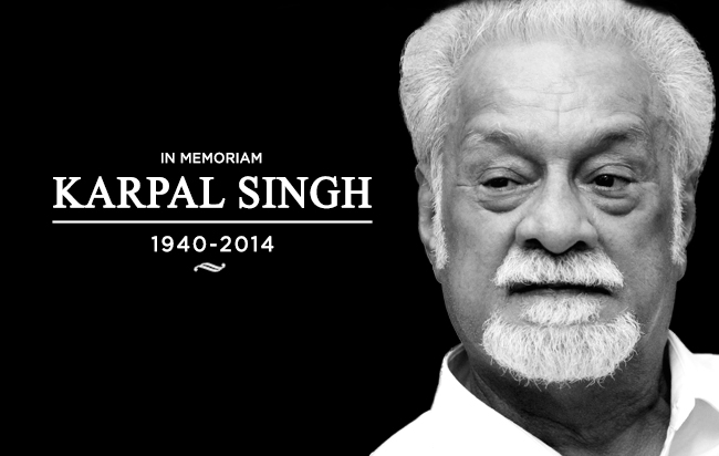 Karpal Singh (1940- 2014)