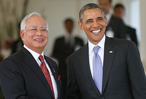 Obama touched by Malaysia's hospitality, warmth and friendliness