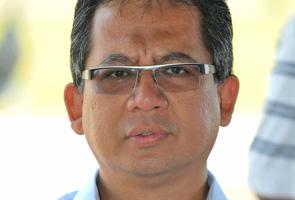 Ahmad Razif angkat sumpah sebagai MB Terengganu yang baru
