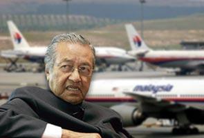 MH370: Ada pihak sedang menyembunyikan sesuatu -  Dr Mahathir