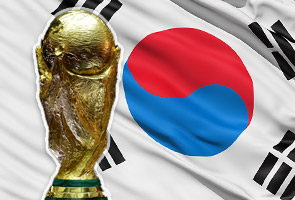 WORLD CUP: SOUTH KOREA UNDER SPOTLIGHT TO PRODUCE GOODS IN BRAZIL