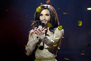 Eurovision: Gerakan anti-gay Russia bidas kemenangan Mak nyah berjambang
