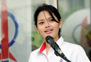 Dyana Sofya nafi diperalat DAP, tempelak kenyataan Shahrizat