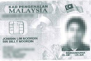 JPN tiada kuasa pinda status agama dalam kad pengenalan