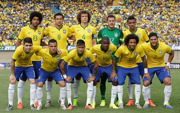 MENJELANG TEMASYA PIALA DUNIA BRAZIL 2014