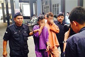 Empat dituduh merogol dua remaja bawah umur di Ketereh