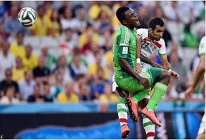 IRAN, NIGERIA PLAY TO FIRST DRAW AT 2014 WORLD CUP