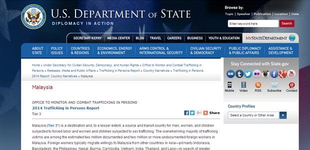 Jabatan Negara Amerika Syarikat