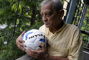 WORLD CUP: FOOTBALL-MAD INDIAN COUPLE OFF TO 9TH FINALS