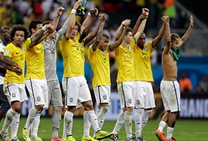WORLD CUP: DISASTER FOR BRAZIL AS GERMANY RUN RIOT