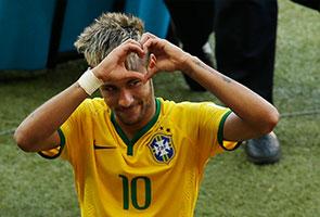 BRAZIL MARA KE SUKU AKHIR, PENALTI HAMPAKAN CHILE