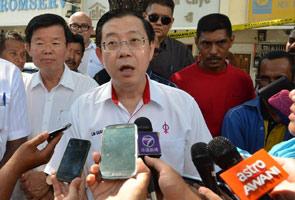 Penang CM sues Temerloh MP Nasrudin Hassan