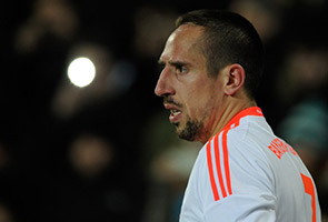 RIBERY JOINS WORLD CUP CASUALTY TOLL