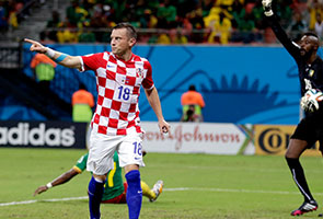 WORLD CUP: CROATIA KNOCK 10-MAN CAMEROON OUT OF WORLD CUP