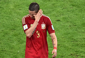 WORLD CUP: IS SPAIN'S ELIMINATION THE END FOR TIKI-TAKA?