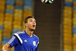 DZEKO IS BOSNIA'S MESSI - SUSIC