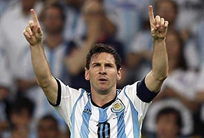 MESSI READY FOR 'MOST IMPORTANT MATCH'