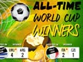 ALL-TIME WORLD CUP WINNERS