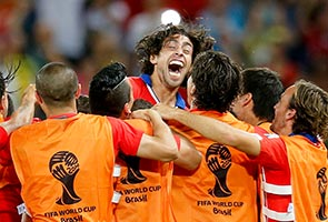 WORLD CUP: CHILE BEAT AUSTRALIA 3-1 TO HEAP PRESSURE ON SPAIN