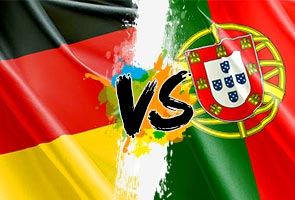 WORLD CUP: GERMANY-PORTUGAL TAKE CENTRE-STAGE TUESDAY