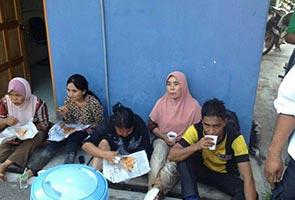 Tragedi Tongkang Karam Menjelang Ramadhan