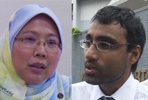 Parlimen: Dua  wakil rakyat PKR diarah keluar dewan